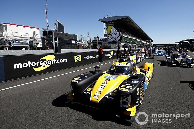 Le Mans-rookies De Vries en Van Uitert enthousiast na eerste test