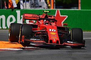 """Leclerc: """"Oggi la Ferrari meritava la vittoria"""""""