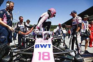 В Racing Point назвали проблемы с машиной наследием 2018 года