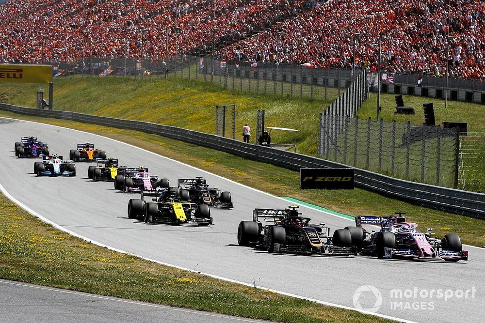 F1 boss Carey reveals plan for revamped 2020 season