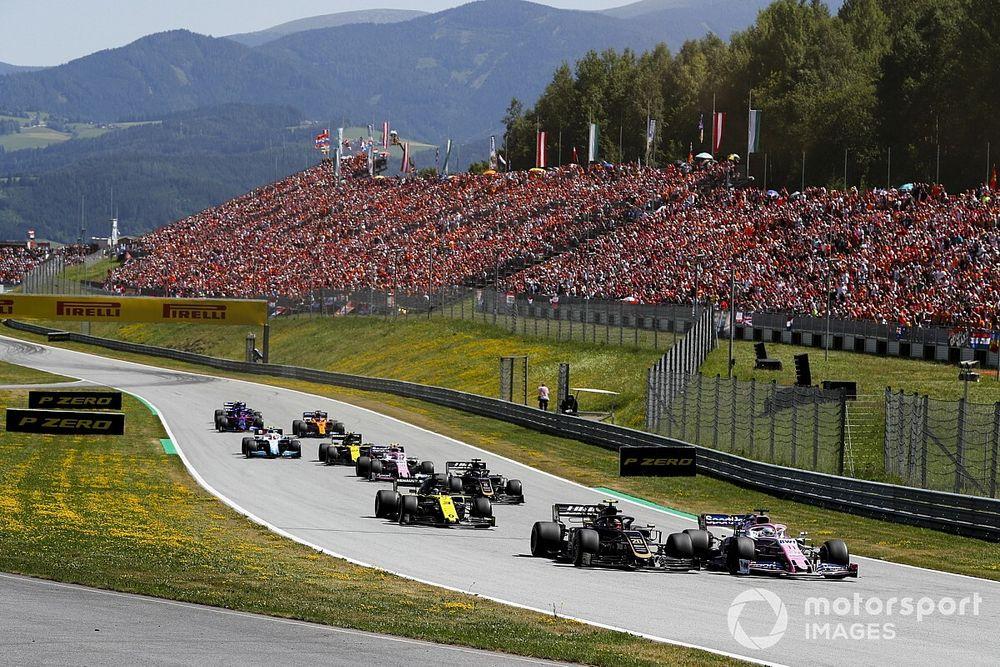 Austria abierto a recibir a la Fórmula 1 sin espectadores