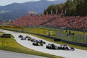 Austria open to F1 race with no spectators