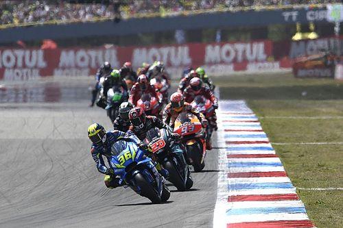 Assen: nessuna preoccupazione se saltasse la gara MotoGP