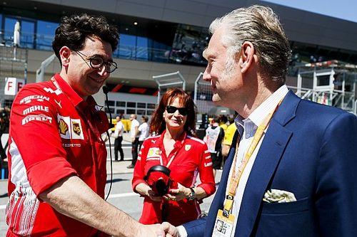 F1: Binotto não será mais diretor técnico, mas segue na Ferrari