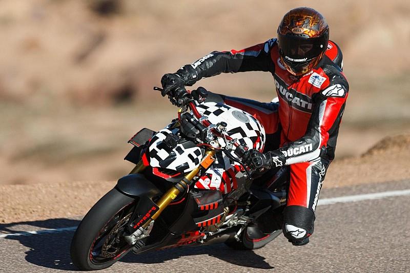 Tragedia alla Pikes Peak: è morto il pilota della Ducati Carlin Dunne