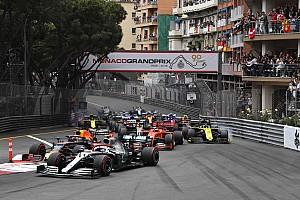 Veja o GP de Mônaco de F1 pela linha do tempo do Motorsport.com