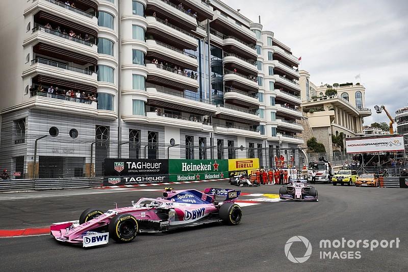 Pérez veut revoir le design de la chicane de Monaco