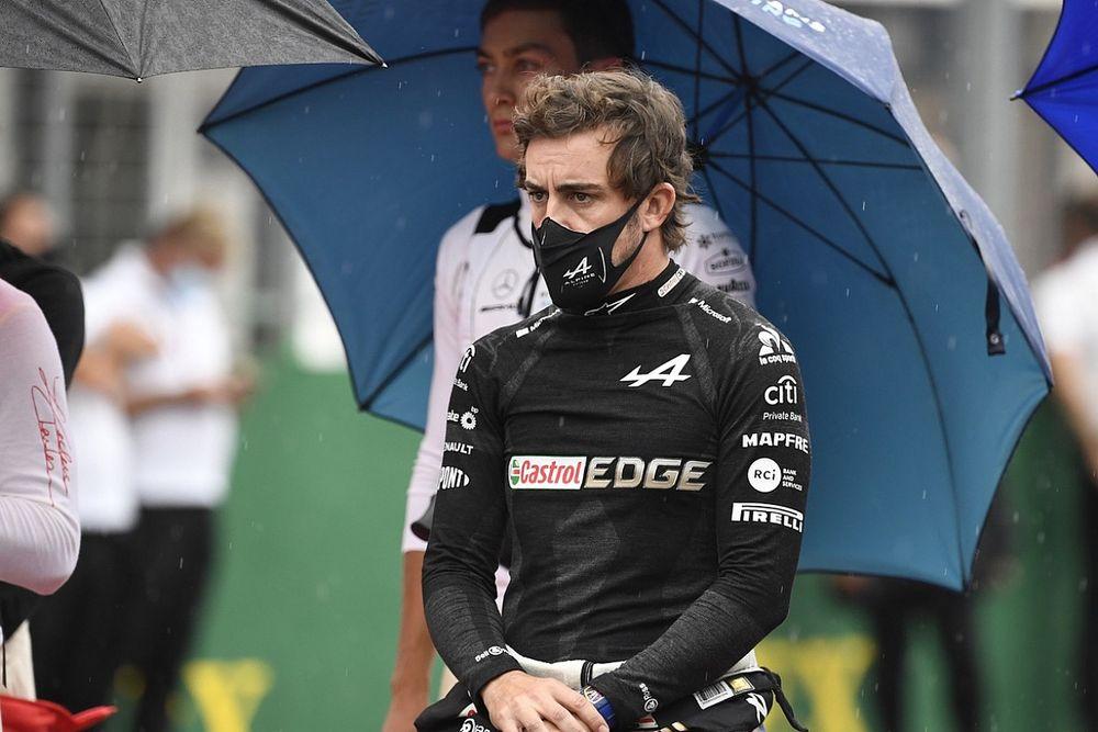 Fernando Alonso: Pembatalan F1 GP Jepang demi Kebaikan Semua Orang
