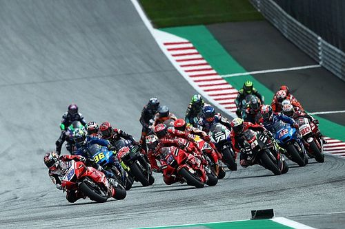 El vuelta a vuelta del Gran Premio de Estiria 2021 de MotoGP