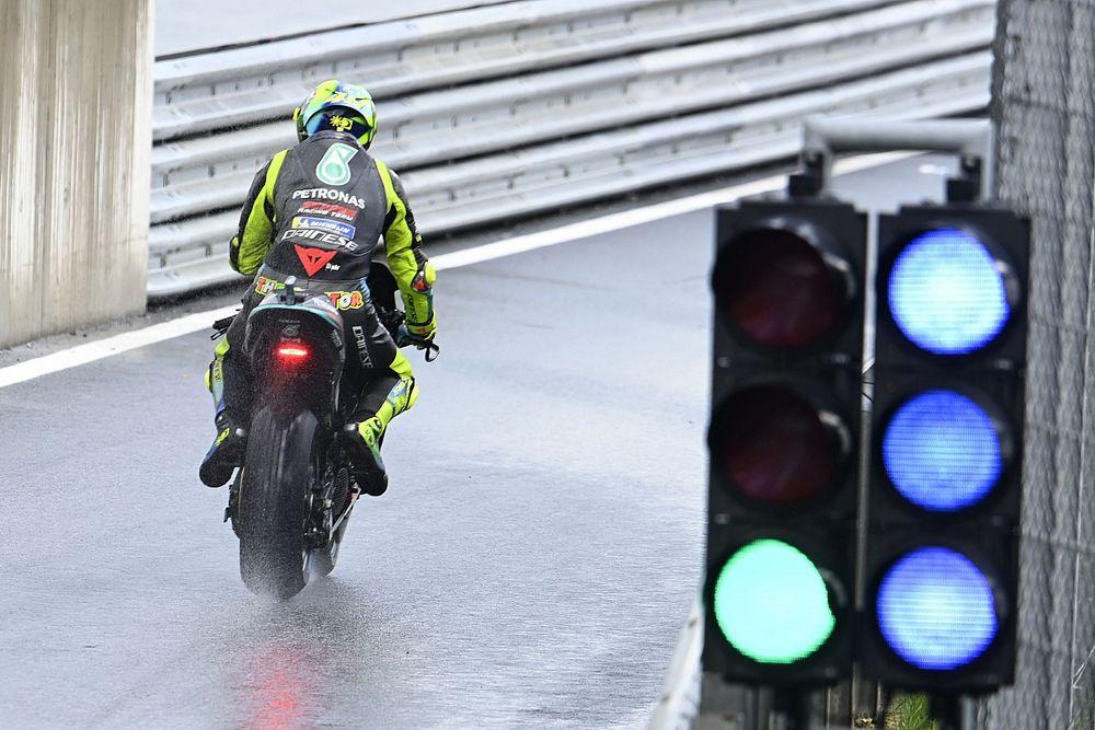 Las mejores fotos del arranque de los entrenamientos de MotoGP en Spielberg