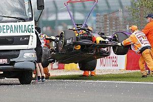 """Verstappen: """"Motor, vites kutusu ve taban zaten eskiydi"""""""
