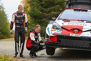 L'absence de Rovanperä sur la Power Stage expliquée par Toyota