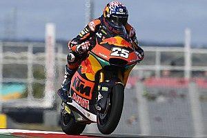 Hasil Kualifikasi Moto2 Amerika: Raul Fernandez Sempurnakan dengan Pole