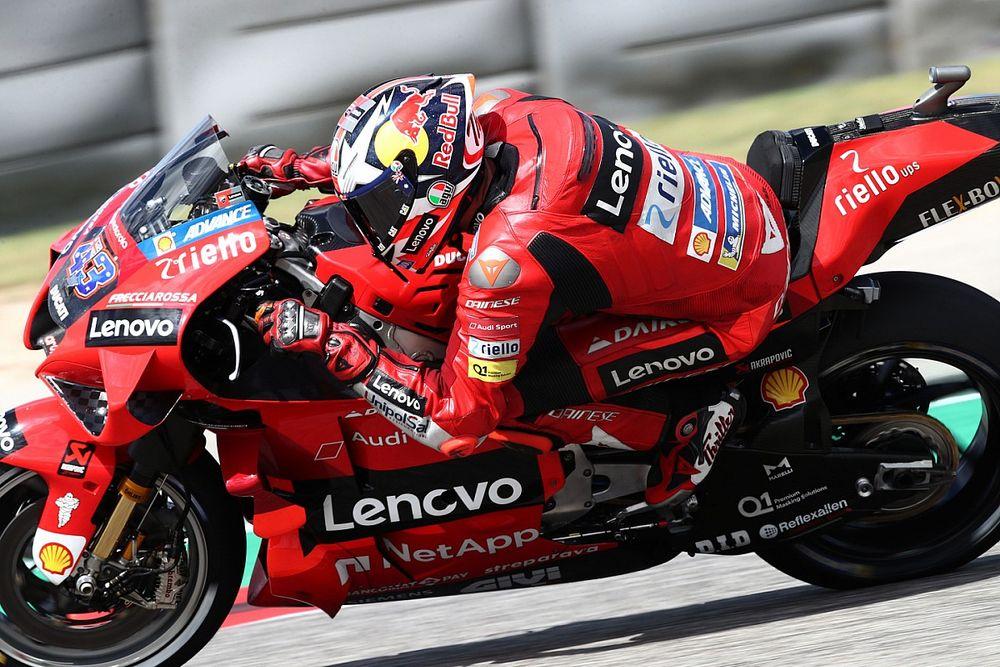 Hasil FP4 MotoGP Amerika: Miller Tercepat, Ducati Menjanjikan