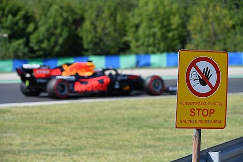 Fotogallery F1: le libere del GP d'Ungheria