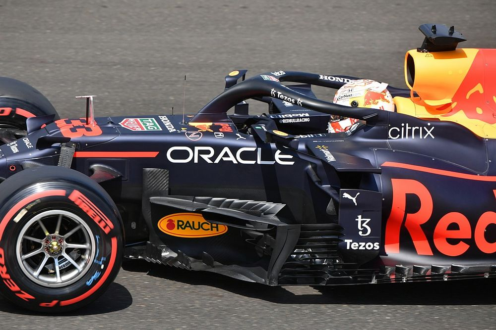 Verstappen: Soft tyre switch prompted by lack of F1 pace