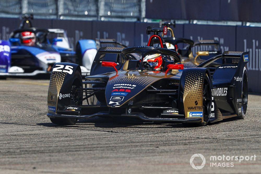 Vergne: DS Techeetah team orders cost Berlin E-Prix victory chance
