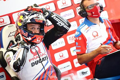 Johann Zarco Lupakan Gelar dan Promosi ke Tim Utama Ducati