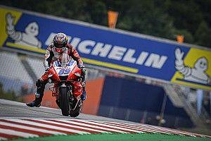 Martin snelt met ronderecord naar pole voor GP van Stiermarken