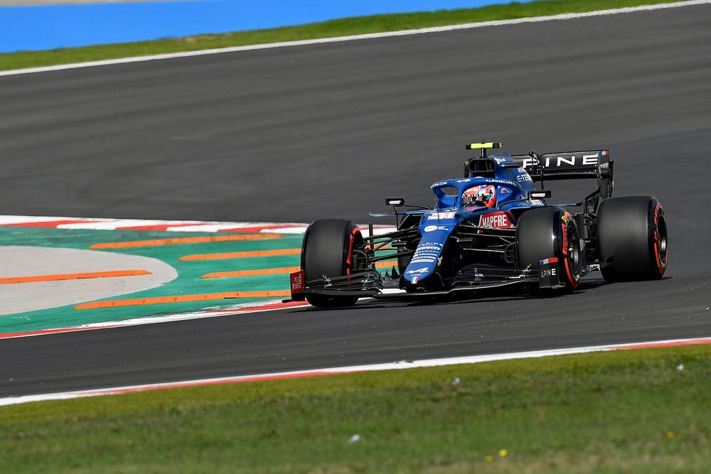 Alpine reveals set-up 'drift' triggered Alonso/Ocon differences