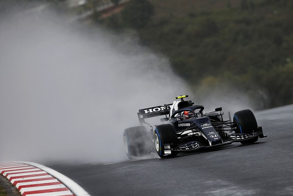 【F1動画】2021年第16戦トルコGPフリー走行3回目ハイライト