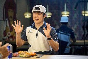 角田裕毅、F3&F2で走行経験あるソチへ……「週末を通じて改善していけると自信」