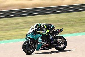 Valentino Rossi Penasaran Respons Dovizioso Saat Jajal Motor Yamaha