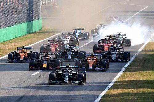"""Az Aston szerint a fordított rajtrácsos sprinttel """"az F2 csúszós lejtőjén indulna el"""" az F1"""