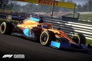 McLaren Shadow Umumkan Pembalap F1 Esports 2021