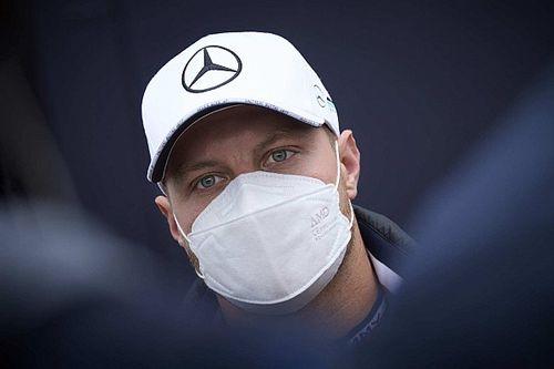 F1: Bottas fala sobre punição no GP da Itália