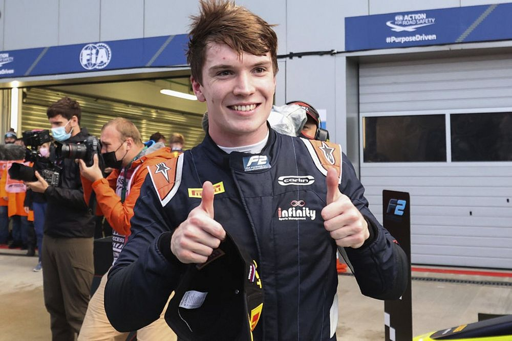 Dan Ticktum Merasa Pantas Bersaing di Formula 1