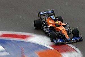 """Norris: """"Arriesgué bastante para lograr la pole position"""""""
