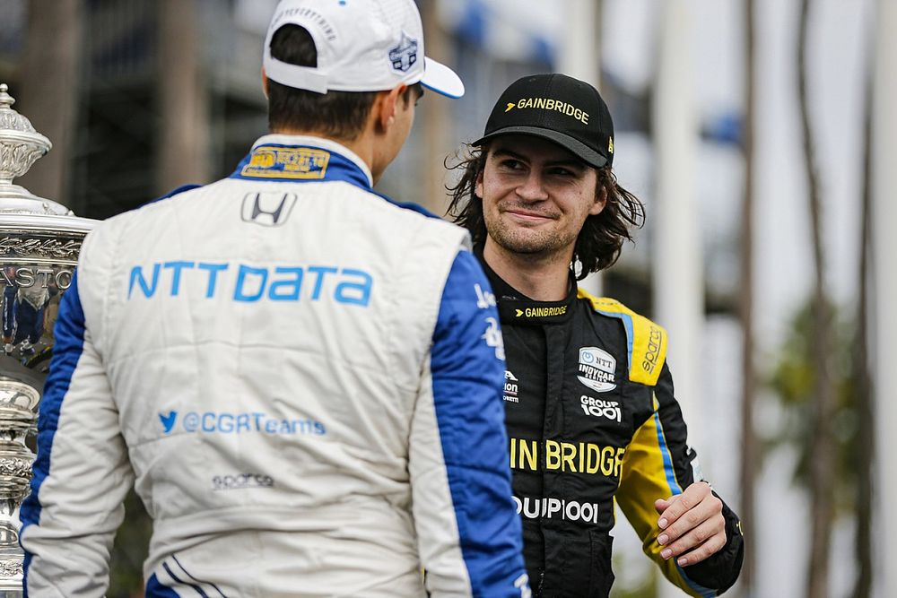 Bryan Herta: Hard to believe Colton finished IndyCar season only fifth