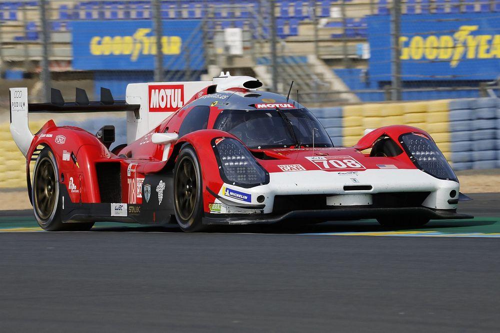 Glickenhaus snelste tijdens officiële testdag 24 uur van Le Mans