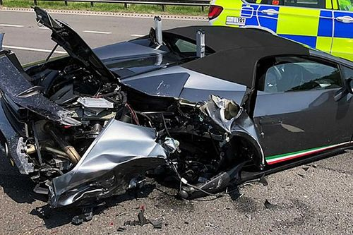 Rekordidő alatt összetört autók: 7. rész