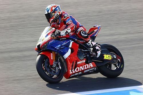 Bautista can't see Honda finishing on WSBK podium in 2021