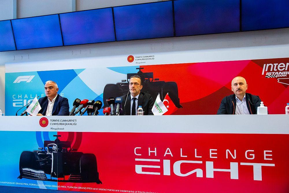 Turizm Bakanlığı, Türkiye GP'nin kalıcı olması için destek verecek