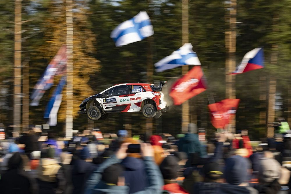 GALERÍA: las increíbles fotos del Rally de Finlandia WRC