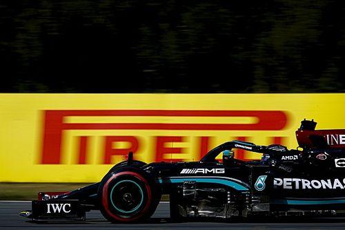 F1: Hamilton frustrado com estratégia da Mercedes no GP da Holanda