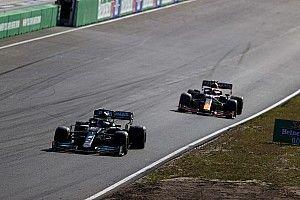 Christian Horner: Jarak Red Bull dan Mercedes Hanya 0,1 Detik