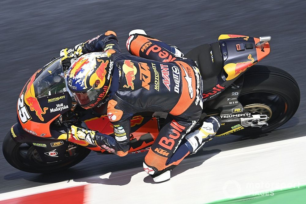 Moto2 Misano: Fernandez arka arkaya ikinci galibiyetini aldı, Gardner ikinci oldu