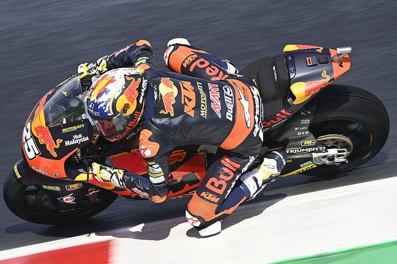 Hasil FP3 Moto2 San Marino: Raul Fernandez Temukan Kecepatan