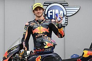 Moto2 Spielberg 3. antrenman: Gardner, Bezzecchi'nin önünde lider