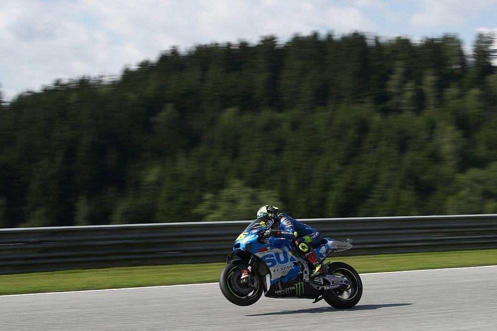 現王者ミル、スティリアGP2位も「マルティンは素晴らしいレースをした」と勝者称える