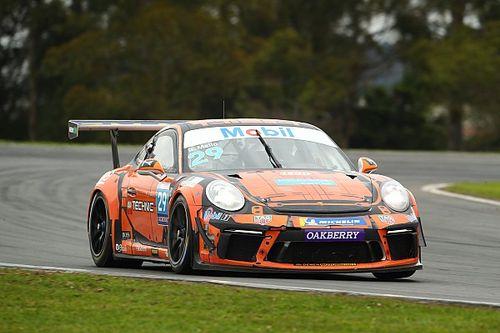 """Porsche: Mello diz que """"virou passageiro"""" durante acidente em Curitiba e agradece pela segurança dos carros"""