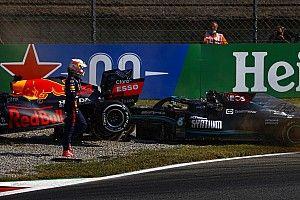 Insiden dengan Hamilton, Verstappen Diganjar Penalti Grid