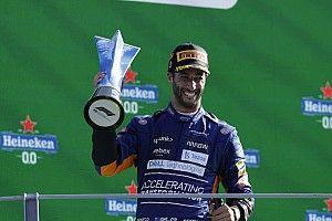 Daniel Ricciardo Tahu Akan Menang Sebelum Insiden Hamilton-Verstappen