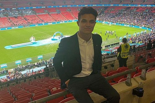 Polícia britânica prende suspeito de assalto a Norris no Wembley