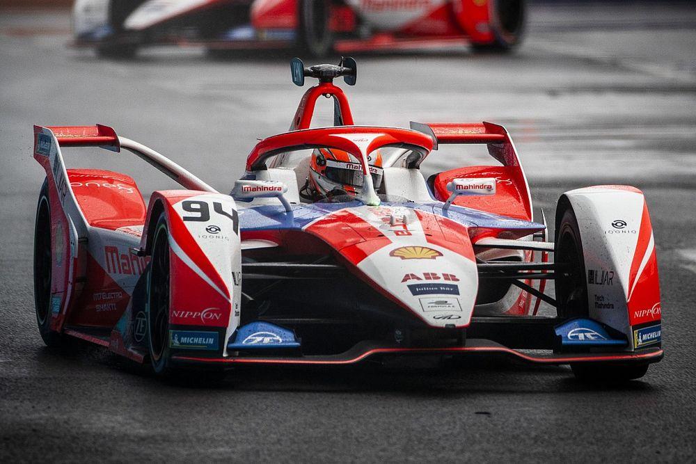 Линн впервые в сезоне выиграл квалификацию Формулы Е