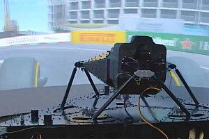 El simulador DMG de Ferrari: la 'araña' para volver a la gloria